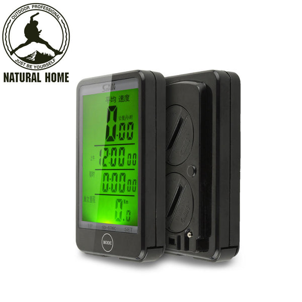 NaturalHome Wireless Cycling Odometer