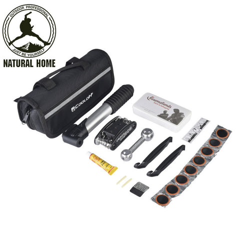 NaturalHome Bicycle Repair Tool Set