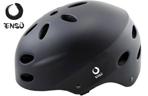 enso sports helmet black