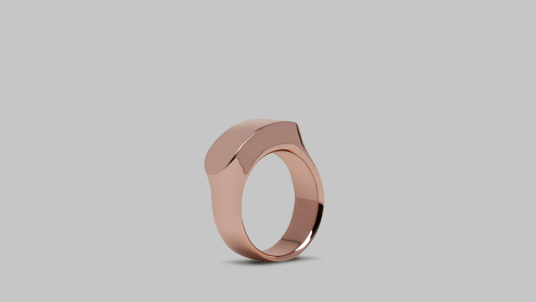 Rings - Hermes Signet Ring