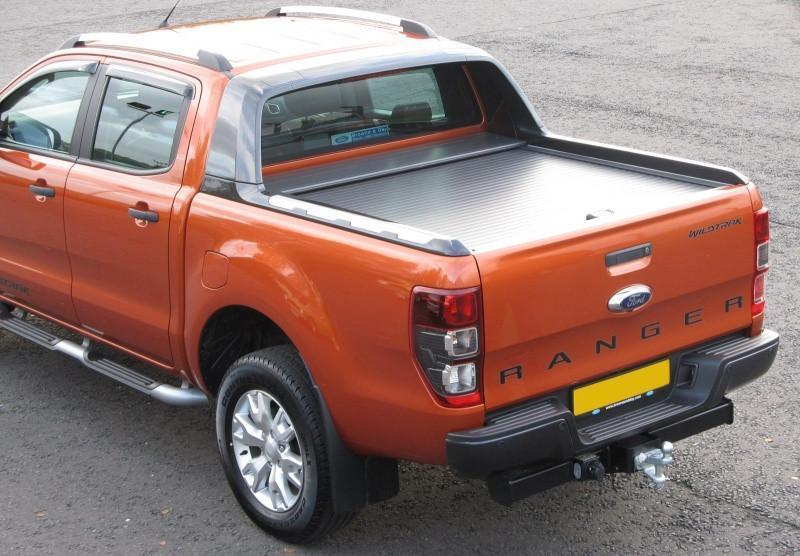 Ford Ranger Wildtrak Roll N Lock Armadillo