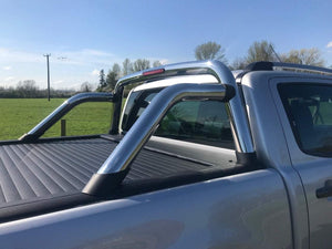 Ford Ranger Roller Shutter and Sports Bars available now at Pickup Tops UK