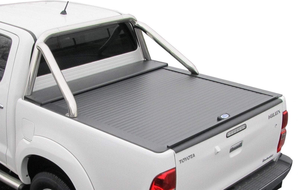Blog | Update armadillo roller shutter for Toyota Hilux 2016-on
