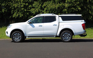 Nissan Navara NP300 pickup look or SUV look?