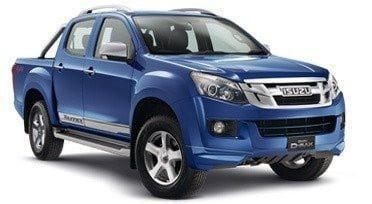 Isuzu Dmax Hardtop | Covers & Accessories 2012-ON
