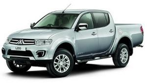 Mitsubishi L200 hardtop covers & Accessories 2009-2015 long bed