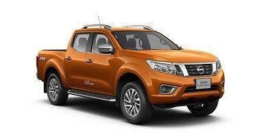 Nissan Navara D40 Hardtop Covers & Accessories 2005-2015