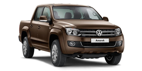 VW Amarok Hardtop Covers & Accessories 2011-2016