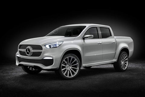 Mercedes-Benz X-Class Hardtop Canopy & Accessories