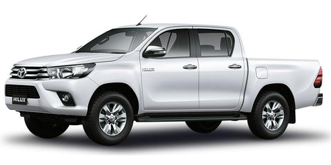 Toyota Hilux Hardtop | Covers & Accessories 2016-ON