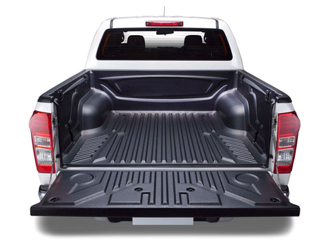 Over Rail Bedliner Cover Fiat Fullback | PickupTopsUK