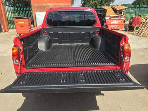 Under Rail Bedliner Cover Fiat Fullback