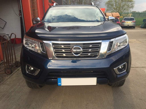 Nissan Navara NP300  | EGR Dark Smoked Bonnet Guard