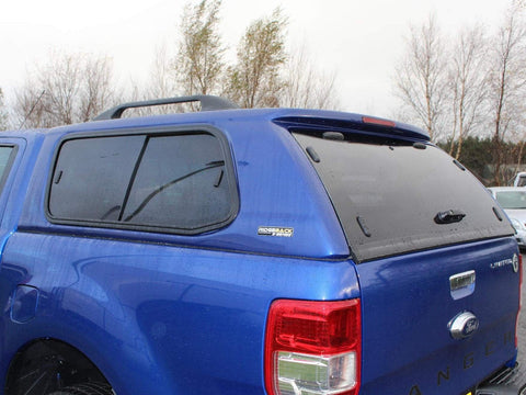 Ford Ranger 2012-On | Ridgeback S-Series Hardtop Canopy | 3CV