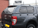 Ford Ranger 2012-On | Ridgeback S-Series Hardtop Canopy | 17V