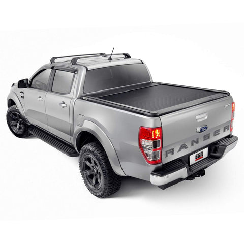 Ford Ranger 2012-2020 Double Cab | EGR RollTrac Electric Roll Top Cover