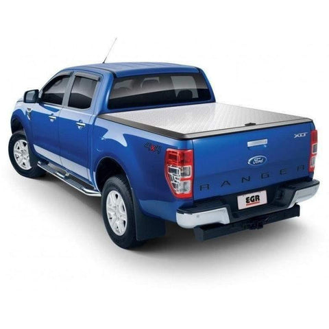 EGR Tonneau Cover Ford Ranger MK5 MK6 2012-On Silver