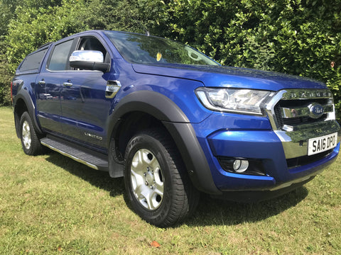 Ford Ranger Mk7 2019-On | EGR Wheel Arch Kit | PickupTopsUK