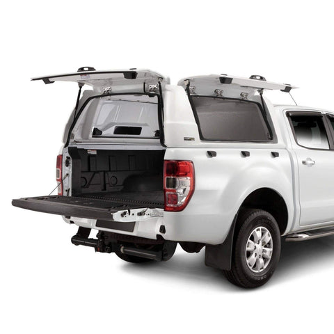Ford Ranger 2012-On | Ridgeback Max Hardtop Canopy