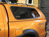 Ford Ranger 2012-On | Ridgeback S-Series Hardtop Canopy