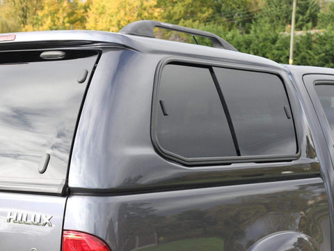 Toyota Hilux 2005-2015 |  RIdgeback S-Series Hardtop Canopy gs