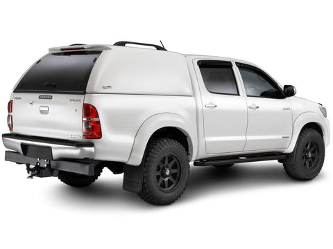 Toyota Hilux 2016-On | Ridgeback L-Series Hardtop Canopy