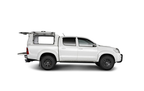 Toyota Hilux 2016-On | Ridgeback Max Hardtop Canopy
