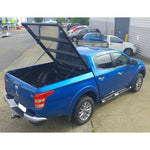 EGR Aluminium Tonneau Cover|  Mitsubishi L200 2015-On | Open