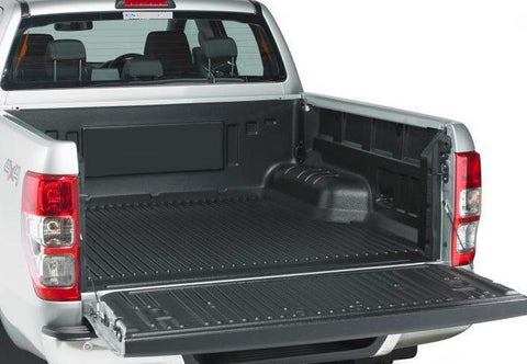 Nissan Navara D40 | Under Rail Load Bed Liner  (C-Channels)