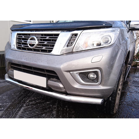 Nissan Navara NP300  | Front Styling Nudge/City Spolier Bar