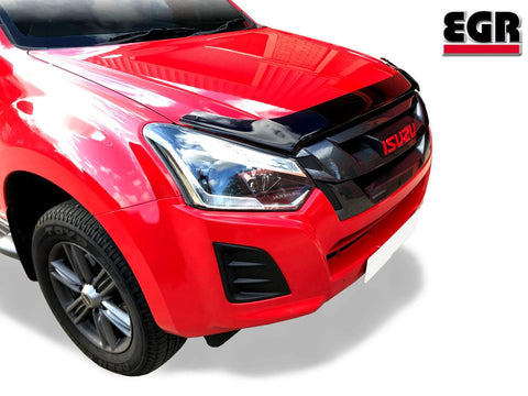 Isuzu D-Max Mk5 2017-2020  | EGR Dark Smoked Bonnet Guard