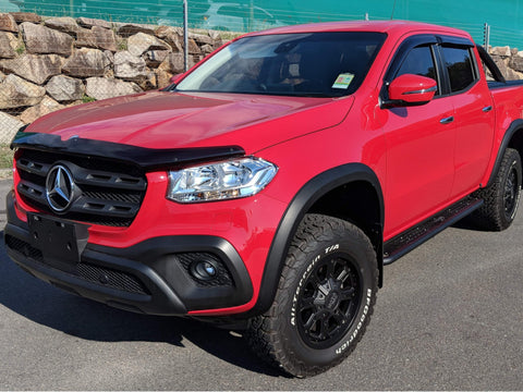 Mercedes X-Class 2017-2021 | EGR Wheel Arch Kit