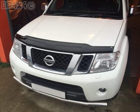 Nissan Navara D40 2010-2015  | EGR Dark Smoked Bonnet Guard