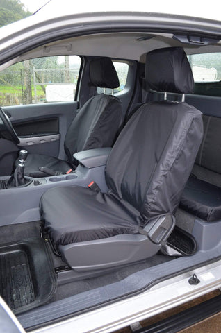 Toyota Hilux 2016-On | Tailored seat covers