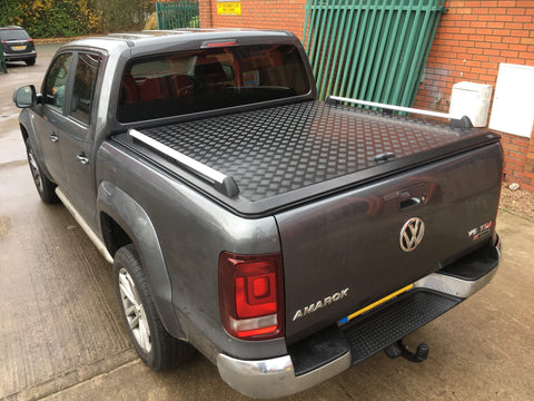 VW Amarok 2010-On | EGR Aluminium Tonneau cover