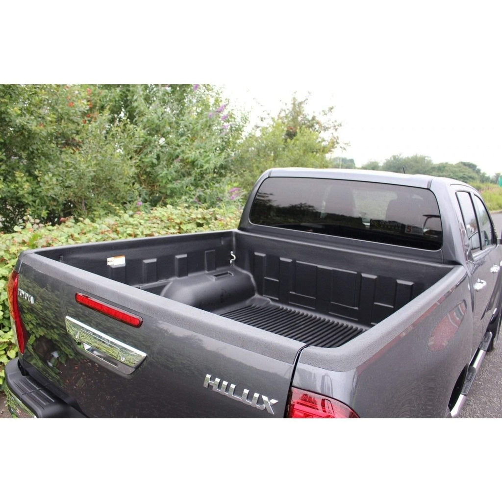 Bedliner Over Rail Toyota Hilux MK9 16on
