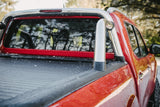 Toyota Hilux Armadillo Roller Shutter and Sports Bar