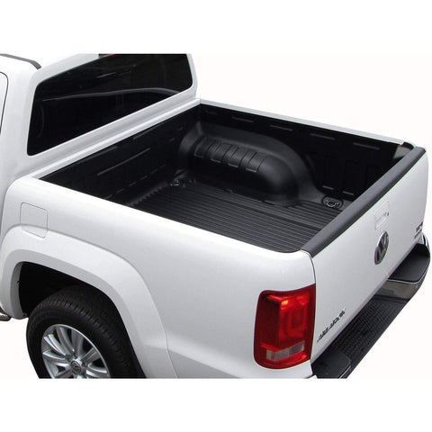 VW Amarok 2010-ON D/C | Under rail load bed liner | PickupTopsUK
