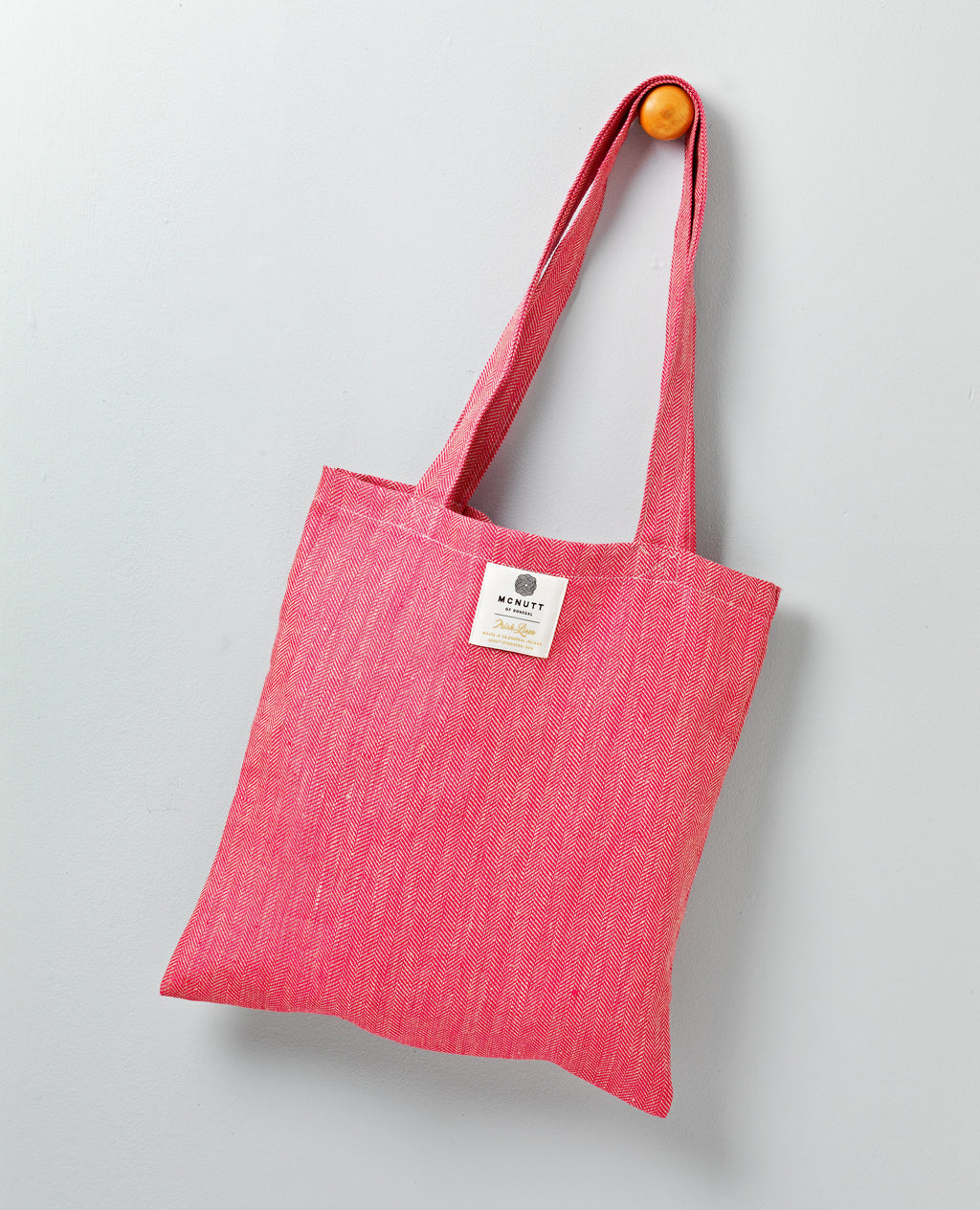 Linen Shopping bag by Mc Nutt