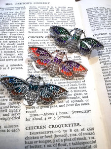 dragon fly brooches