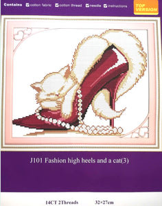 Fashion High heals and cats