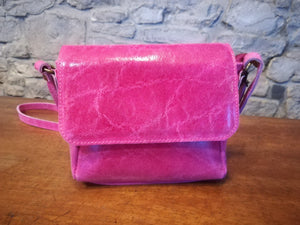 Lillian hand bag in pink