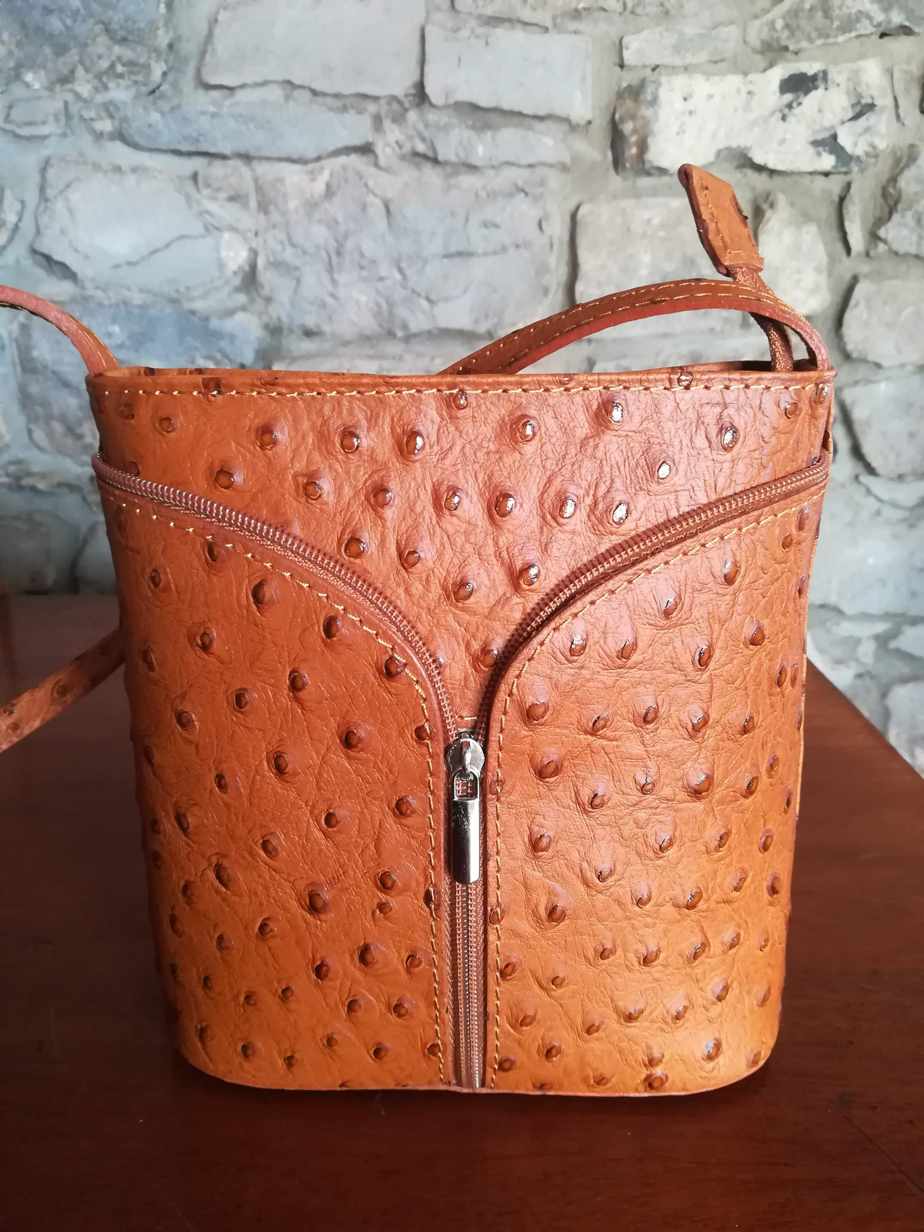 Willow Cross Body Hand Bag brown