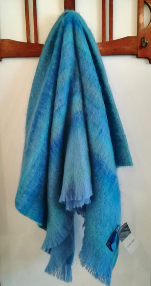 Wild Atlantic Lambswool Throw