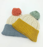 Children's Merino Bobble hat