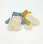 Childrens Merino Wool Mittens