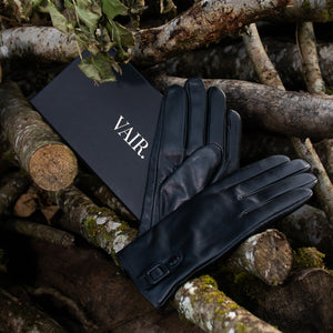 Signature Men's Nappa Leather Gloves lined with Cashmere