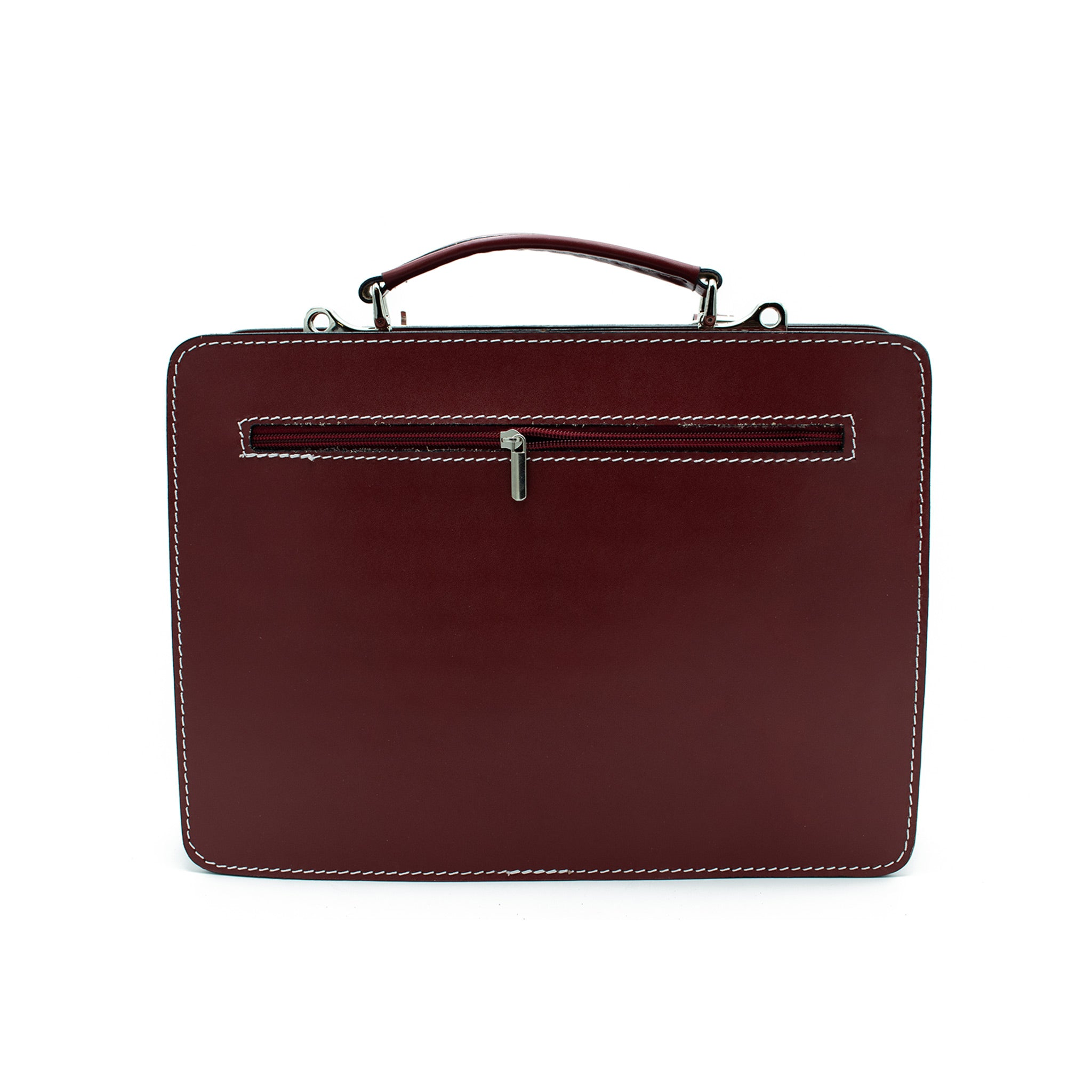 The Selma Leather Handbag