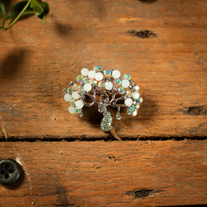 Beloved Tree Brooch