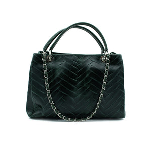 The Sybil leather Handbag